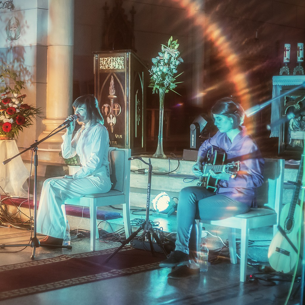 Thy Veils Live in Elisabetin - photography by Gabriel Mafa